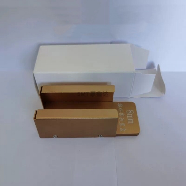 Splice tape box with magnet
